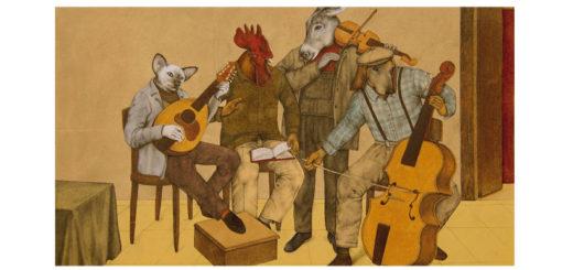musicanti di brema